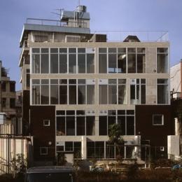 KEELS −四谷四丁目プロジェクト (外観1(撮影:淺川敏))