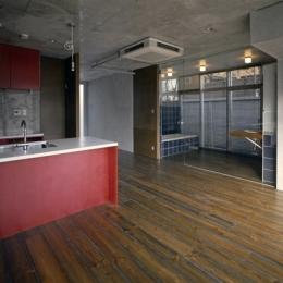 対面式キッチンの画像1