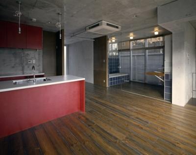 Room-2(撮影:淺川敏) (KEELS −四谷四丁目プロジェクト)