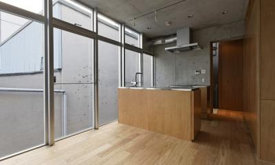Room-4(撮影:淺川敏)|KEELS −四谷四丁目プロジェクト