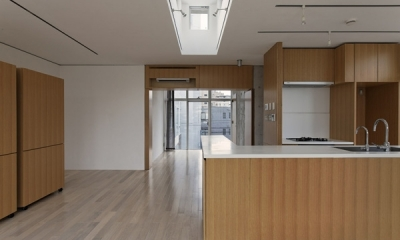KEELS −四谷四丁目プロジェクト (Room-8(撮影:淺川敏))