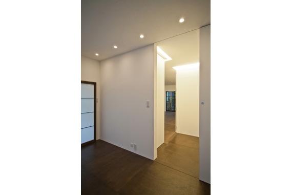 131-houseの部屋 1階-両親世帯の生活空間(撮影:永石写真事務所)