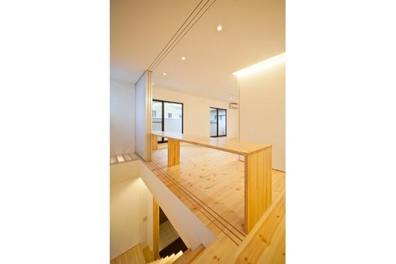 131-houseの部屋 LDK-1(撮影:永石写真事務所)