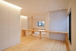 131-house (LDK-2(撮影:永石写真事務所))