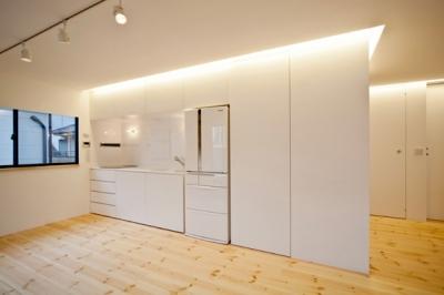 キッチン(撮影:永石写真事務所) (131-house)