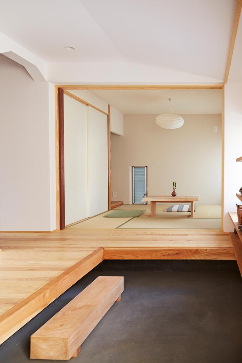 建築家:小嶋 直「南大塚の住宅〜故郷の土間がある家〜」