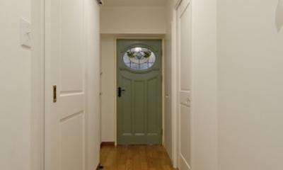 廊下|アンティークは好きですか?私は大好きです!