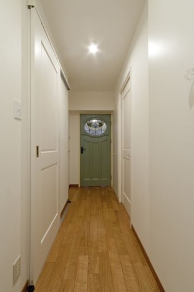 廊下 (アンティークは好きですか?私は大好きです!)