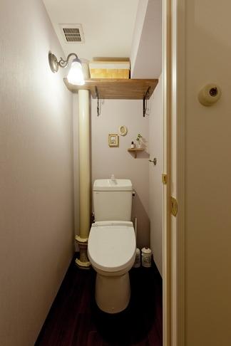 アンティークは好きですか?私は大好きです!の部屋 トイレ