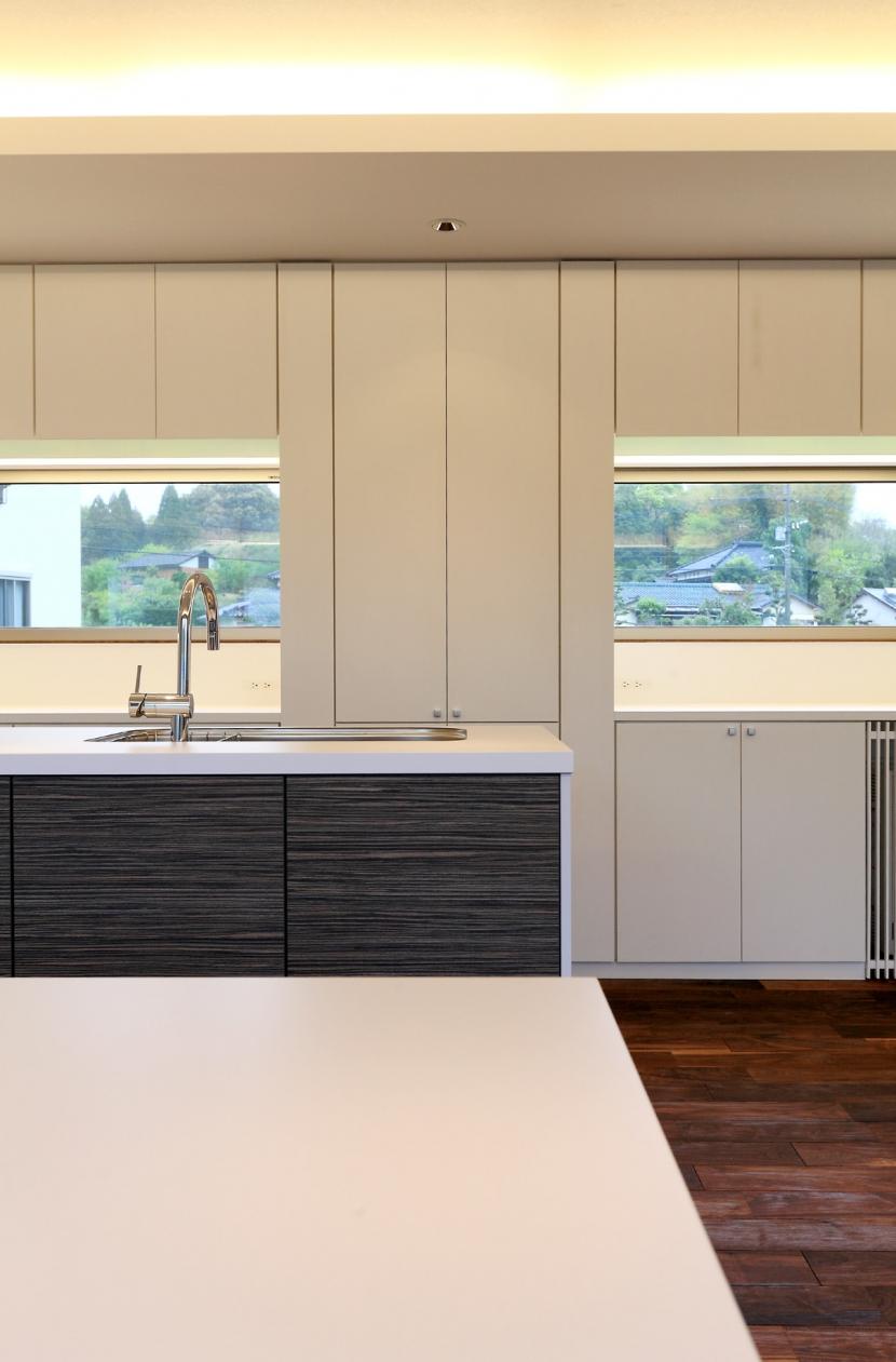 天草の住宅の部屋 キッチン