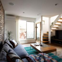 リノベーション・リフォーム会社 クラフトの住宅事例「清潔ヴィンテージ」