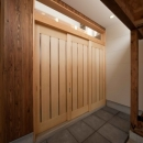 木田吉宣の住宅事例「路地のある家」