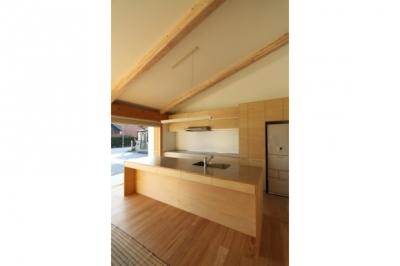 キッチン (見渡しの家)
