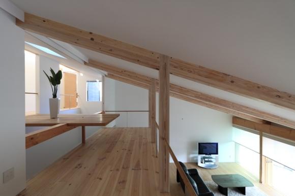 建築家:國澤信二/山本清美「見渡しの家」
