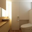 見渡しの家の写真 トイレ