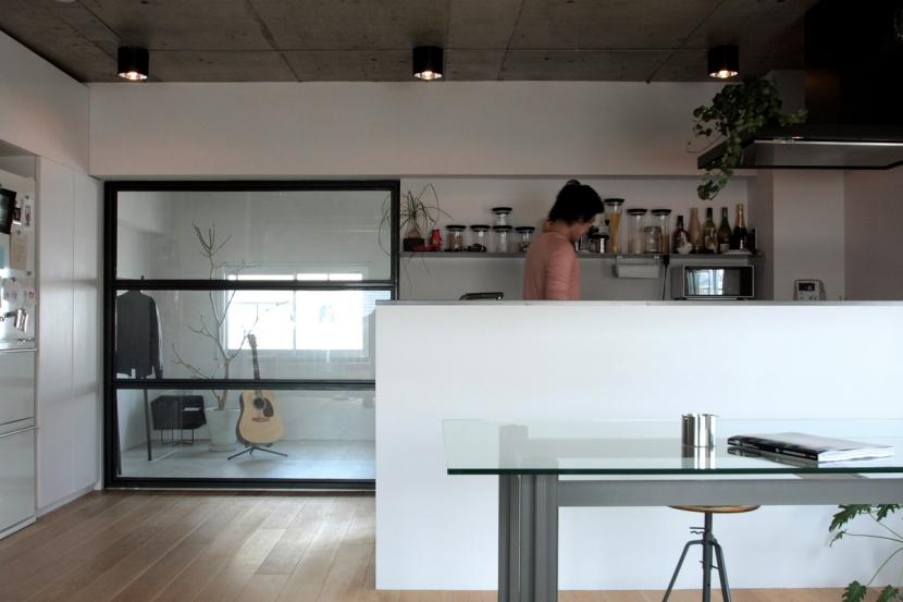 Y-Houseの部屋 キッチン