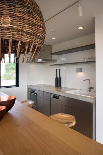 キッチン (N-Holiday House)