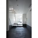 sandwich apartmentの写真 Room1-玄関(撮影:鳥村鋼一)