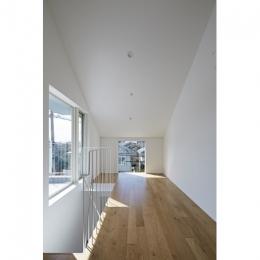 sandwich apartment (Room1-寝室(撮影:鳥村鋼一))