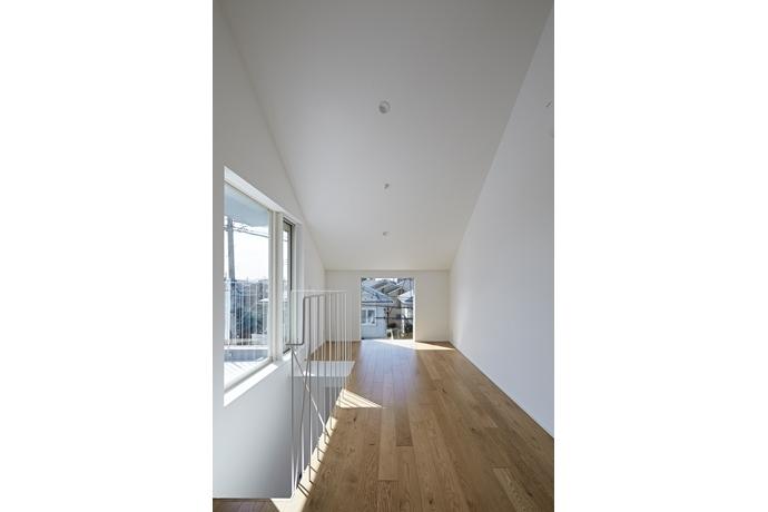 sandwich apartmentの部屋 Room1-寝室(撮影:鳥村鋼一)