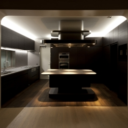 CAVE KITCHEN