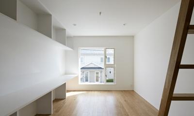 Room2-リビング(撮影:鳥村鋼一)|sandwich apartment