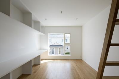 sandwich apartment (Room2-リビング(撮影:鳥村鋼一))