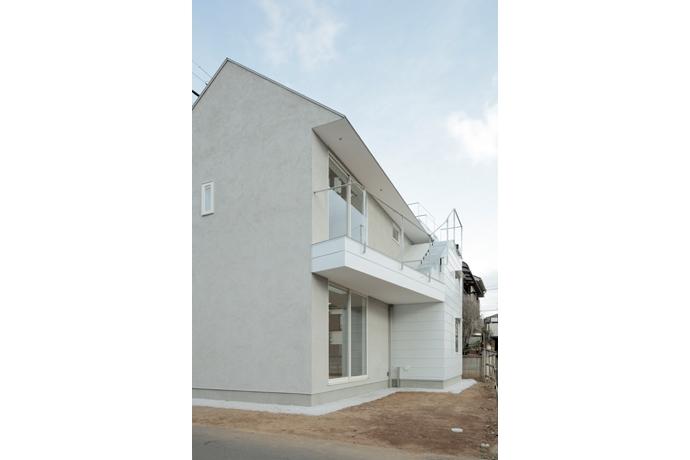 石神井台の家 (外観1(撮影:鳥村鋼一))