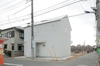 石神井台の家 (外観2(撮影:鳥村鋼一))