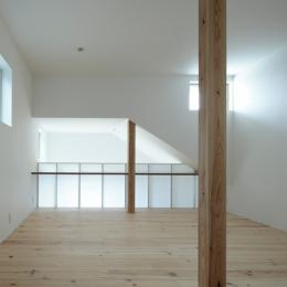 石神井台の家 (子供部屋(撮影:鳥村鋼一))