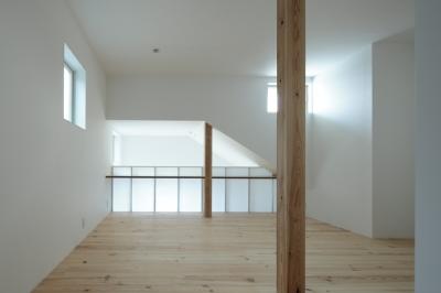 子供部屋(撮影:鳥村鋼一) (石神井台の家)