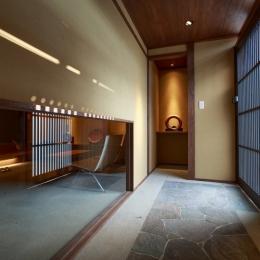 「藏や」清水五条(町家旅館) (玄関)