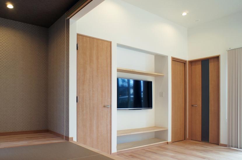 建築家:久保和樹「ロフトとデンの家」