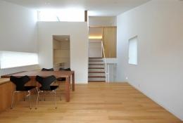 下井草の家-2 (LDK)