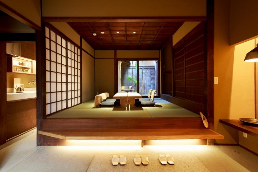 リフォーム・リノベーション会社:ナカクラの現代京町家「藏や 清水五条(町家旅館)」