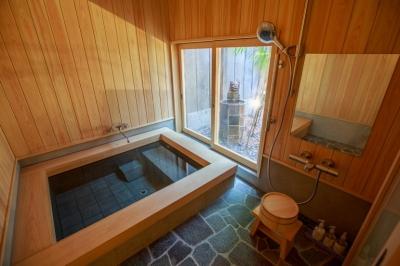 浴室 (「藏や」清水五条(町家旅館))