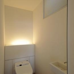 下井草の家-2 (トイレ)