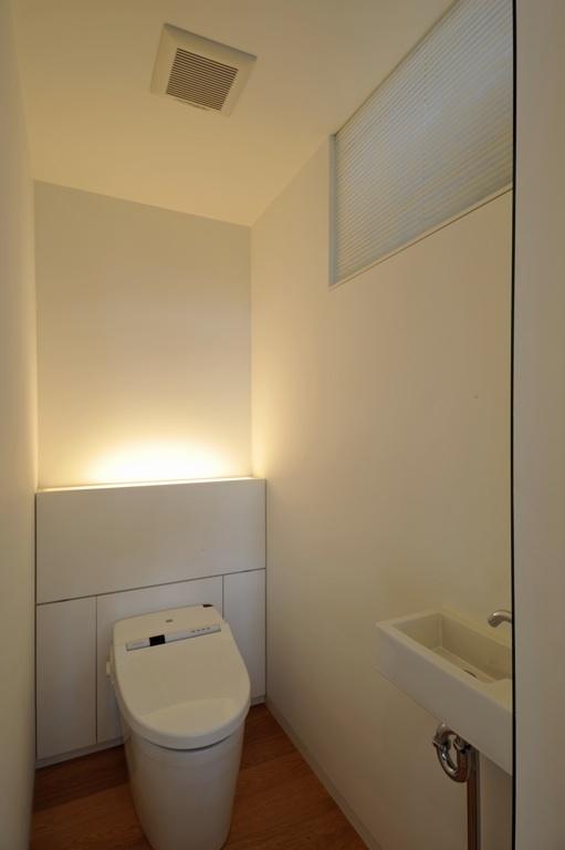 下井草の家-2の部屋 トイレ