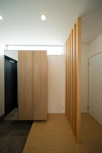 nishikoniri (玄関)