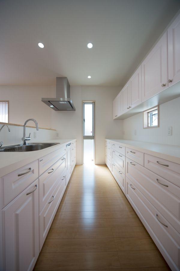 nishikoniriの部屋 キッチン