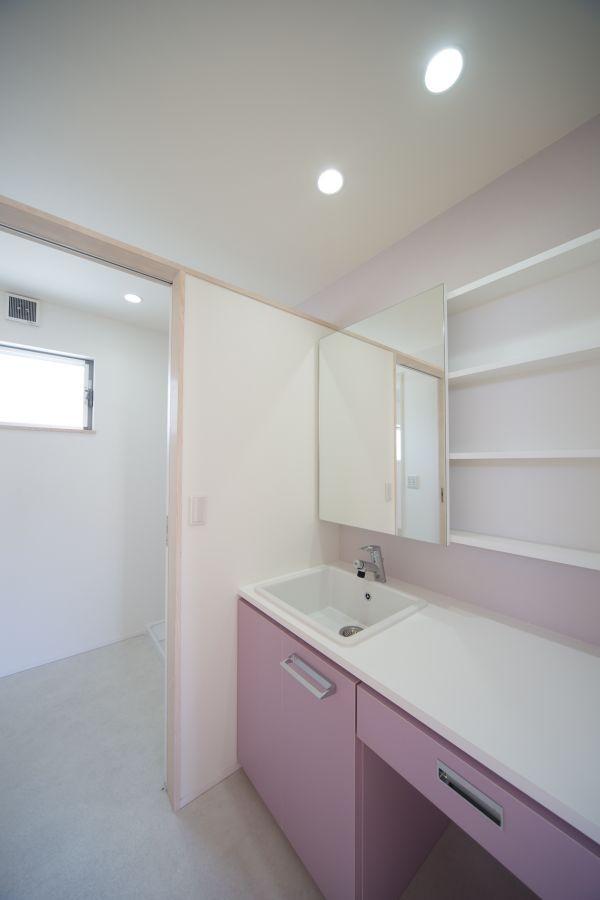 nishikoniriの部屋 洗面所