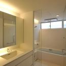 下井草の家-2の写真 浴室