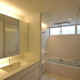下井草の家-2 (浴室)