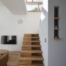 井原正揮の住宅事例「風景を通す家」