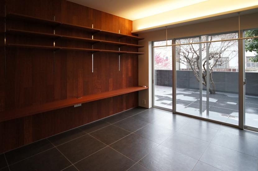 HMR [黒床の家]の部屋 主審室