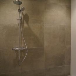 HMR [黒床の家] (浴室)