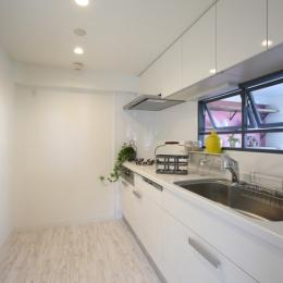 舟入の家 (キッチン)
