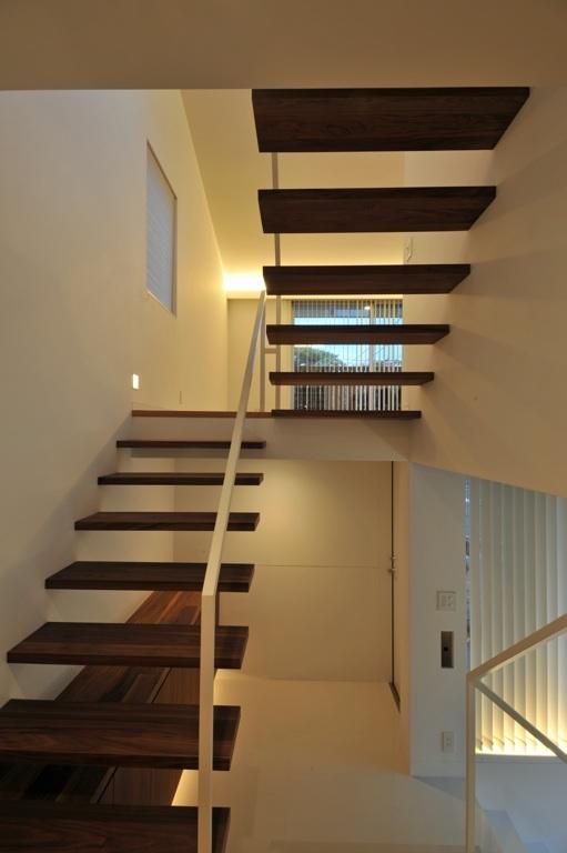 下井草の家-2の部屋 階段
