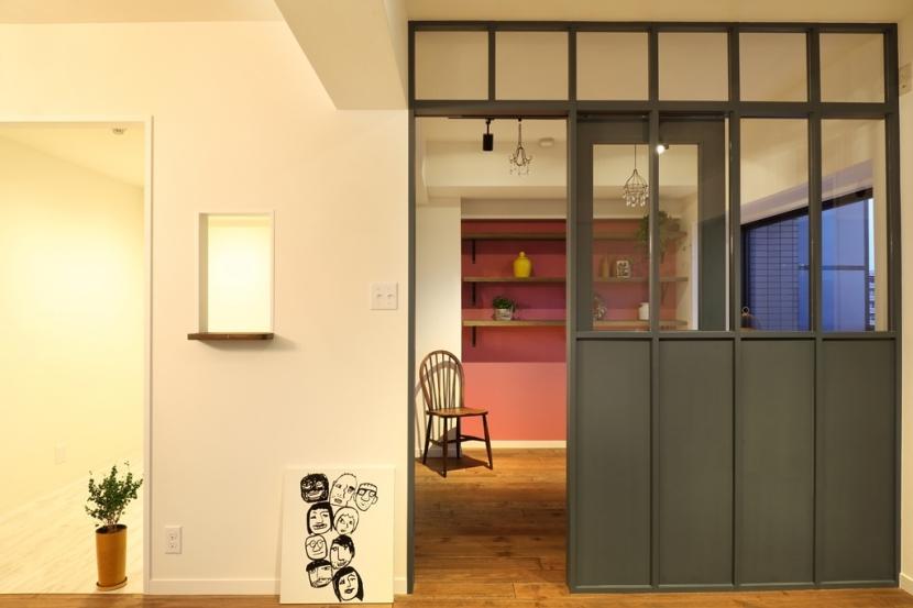 建築家:SWITCH&Co.「舟入の家」