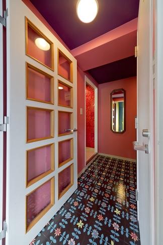 アパルトマンみたいなセカンドハウス リノベーションの部屋 廊下